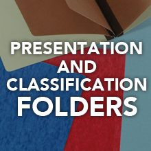 Presentation and Classification Folders